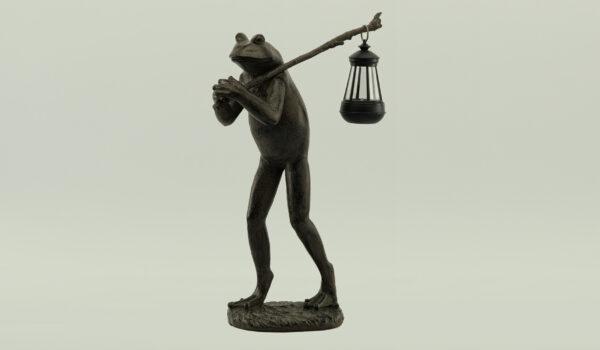 Жаба с фонарем  0012