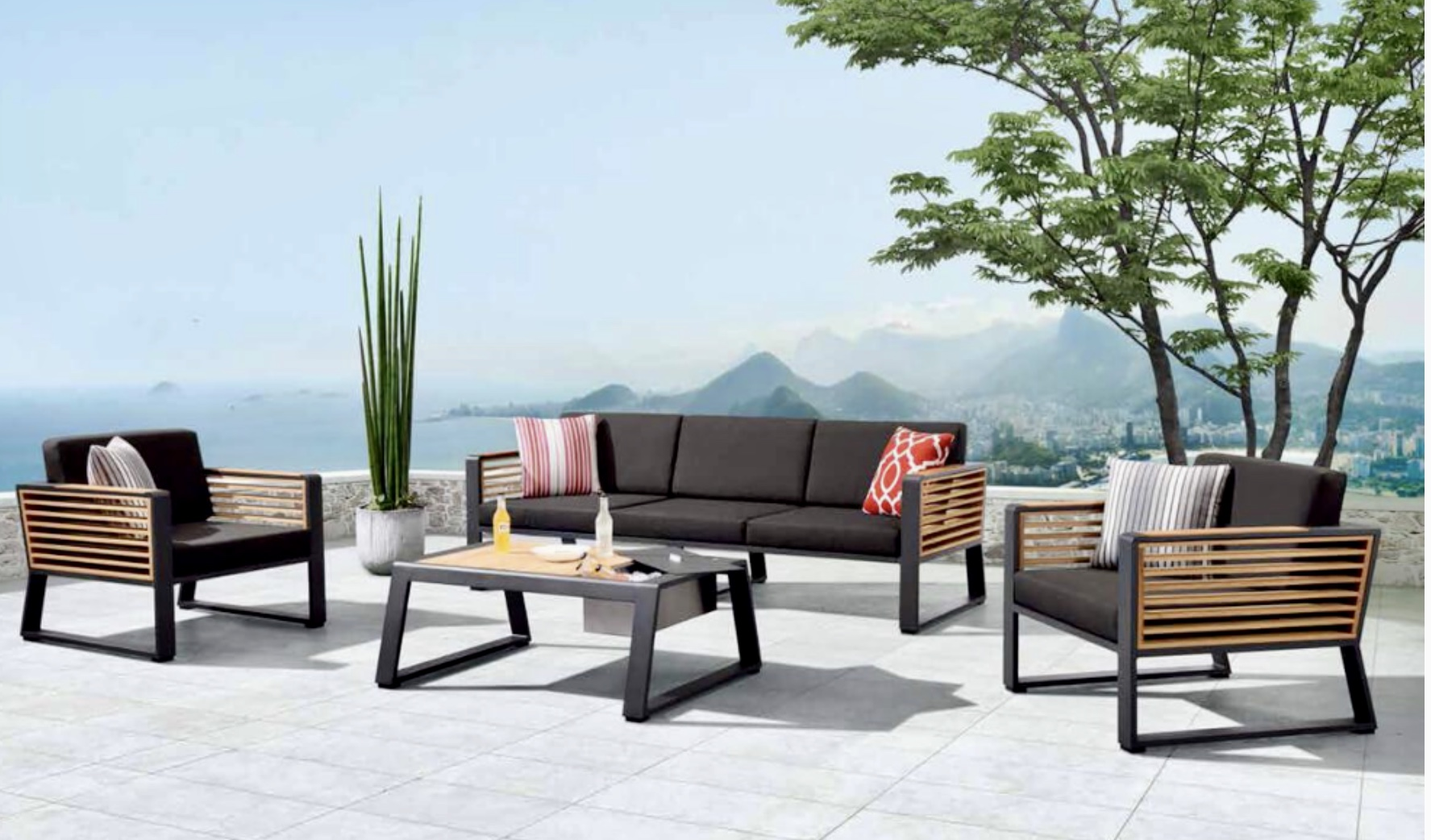 Диванный набор NEW YORK 3-sofa