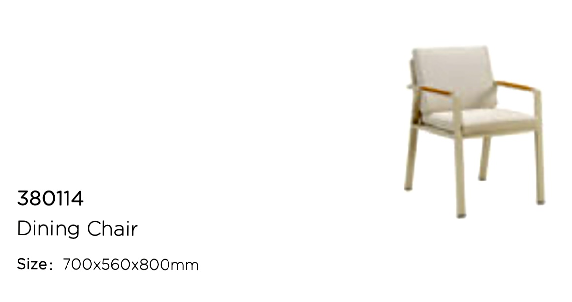 Комплект обеденный Nofi (DLX) 220 cm 8 персон