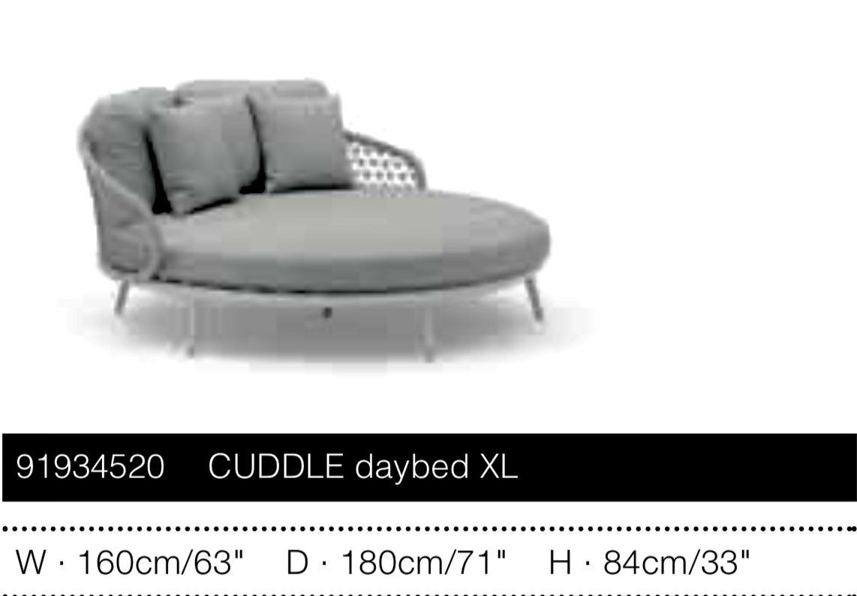 Шезлонг Cuddle Daybed