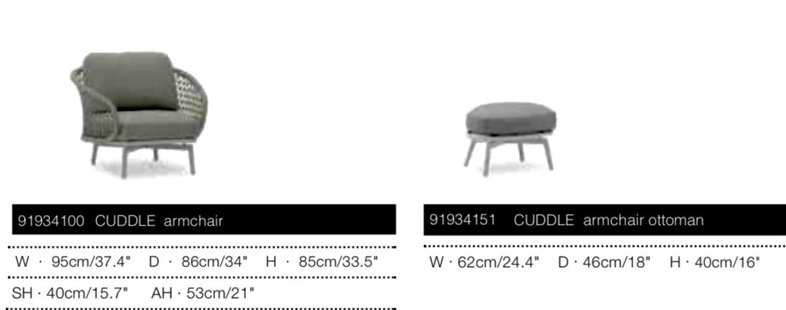 Кресло Cuddle