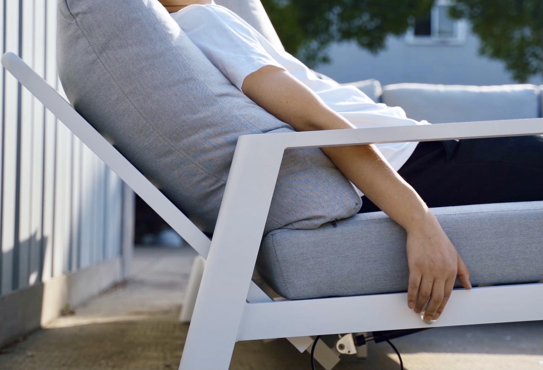 Verona adjustable chair