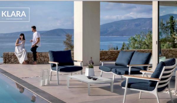 Комплект мебели для террасы KLARA